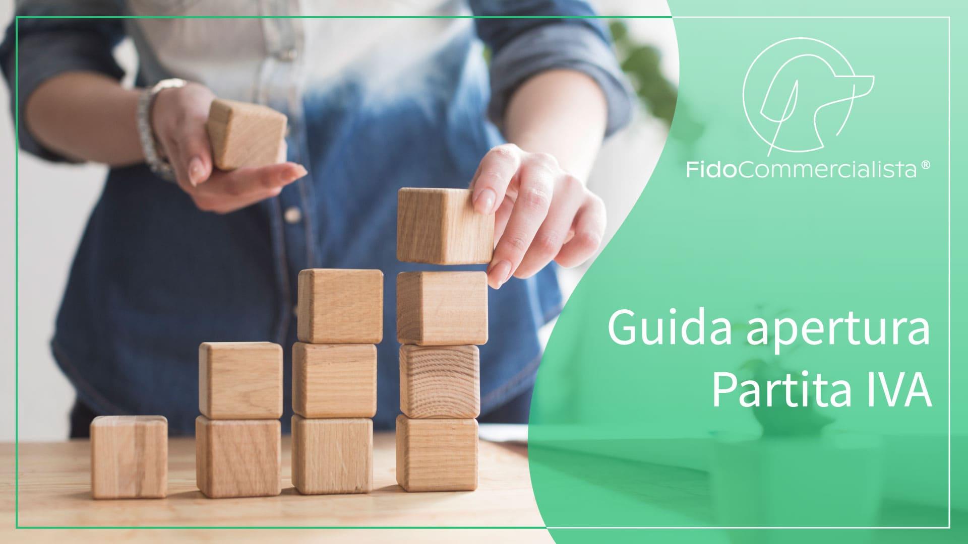Guida all'apertura della Partita IVA