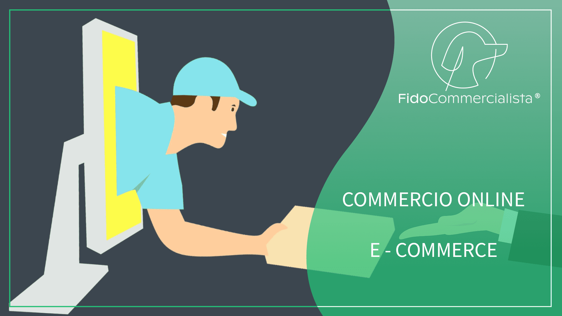 E-Commerce – Commercio Online -Dropshipping