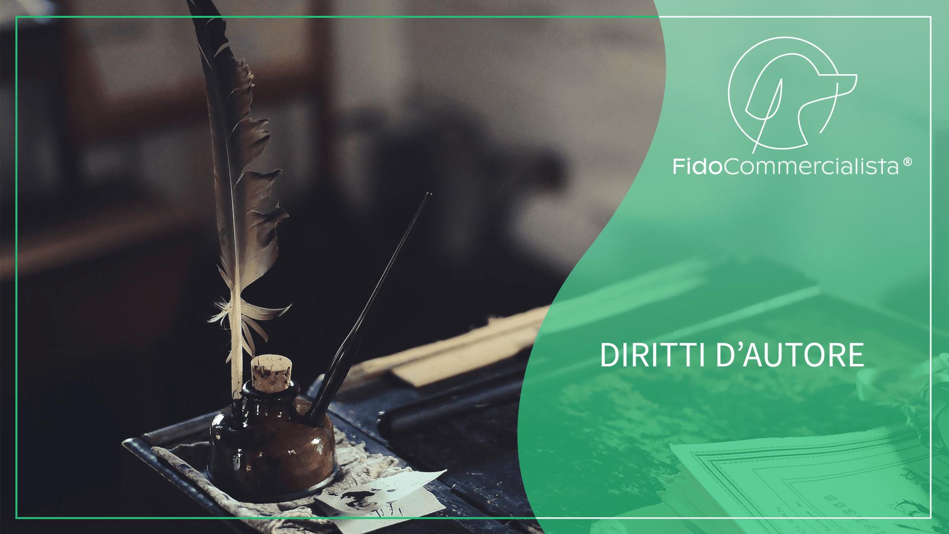 DIRITTI D'AUTORE (1)